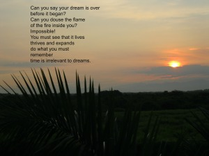 dreams poem